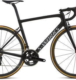 SPECIALIZED Pre-Loved S-WORKS TARMAC MEN SL6 ULTRALIGHT DI2 Ultralight Monocoat Black/Silver Reflective/Clean 54 cm/Medium
