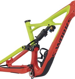 SPECIALIZED Pre-Loved S-Works Enduro 27.5/650b Frame Ohlins Nordic Red/Hyper Large