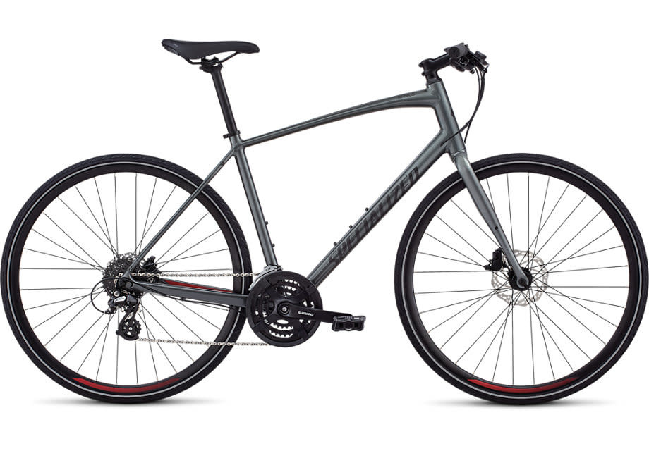 SPECIALIZED 2020 SIRRUS MEN INT CHARCOAL/CANDY RED/BLACK