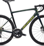 SPECIALIZED TARMAC MEN SL6 EXPERT DISC CMLNGRN/CSTBLU/TARBLK 56 last one save £1250!