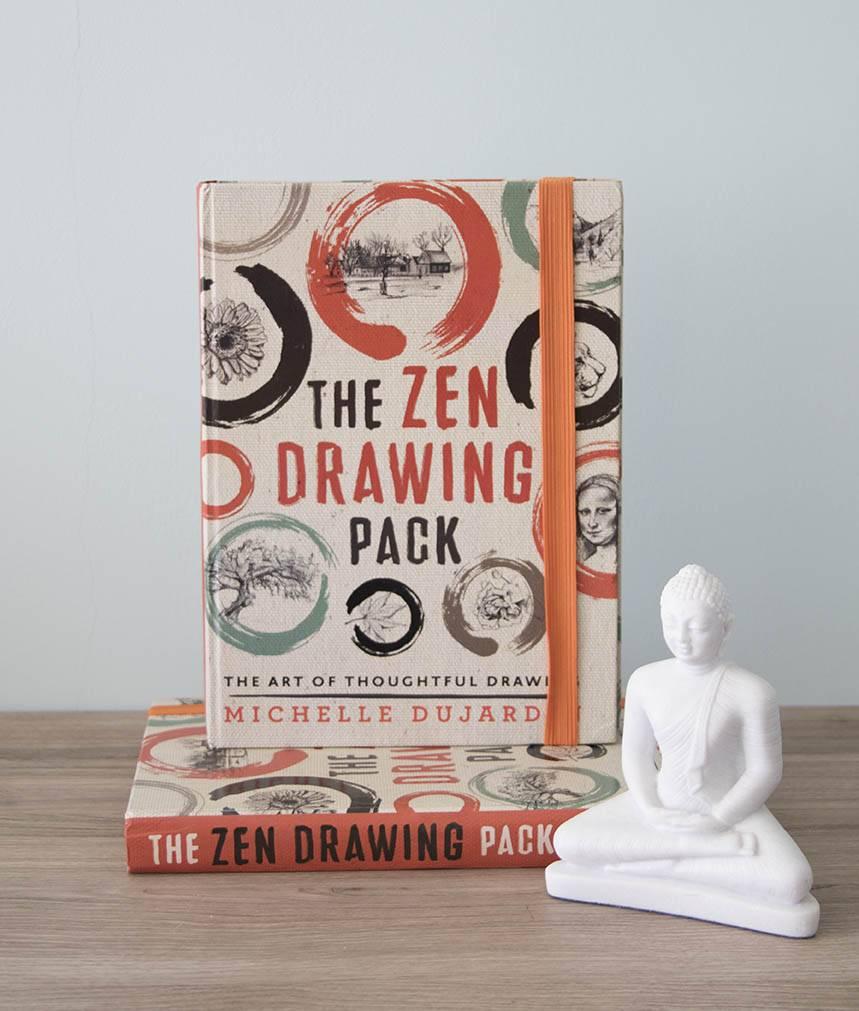 Zen drawing Pack Engelstalig
