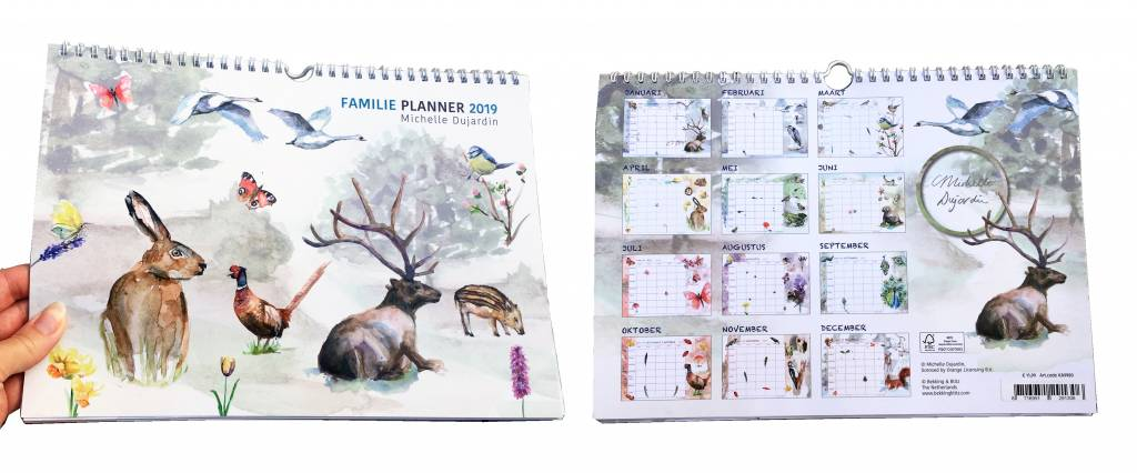 Family Planner 2019