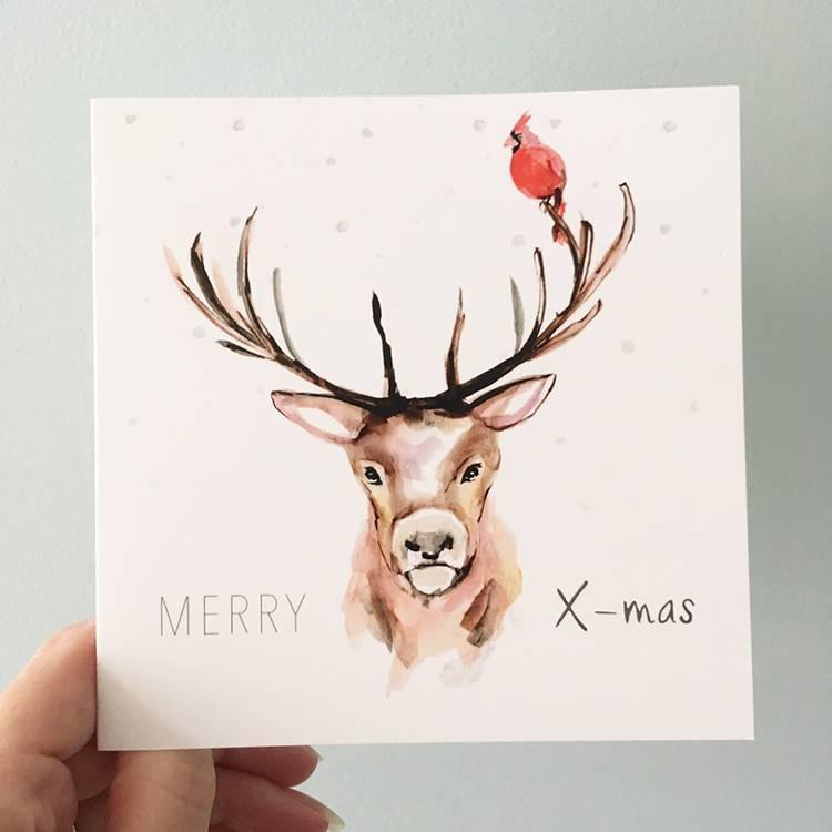 Mijn meest favoriete kerstkaart!
