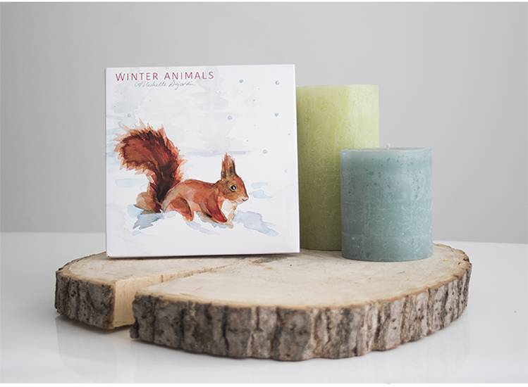 Greeting cards for all through this winter