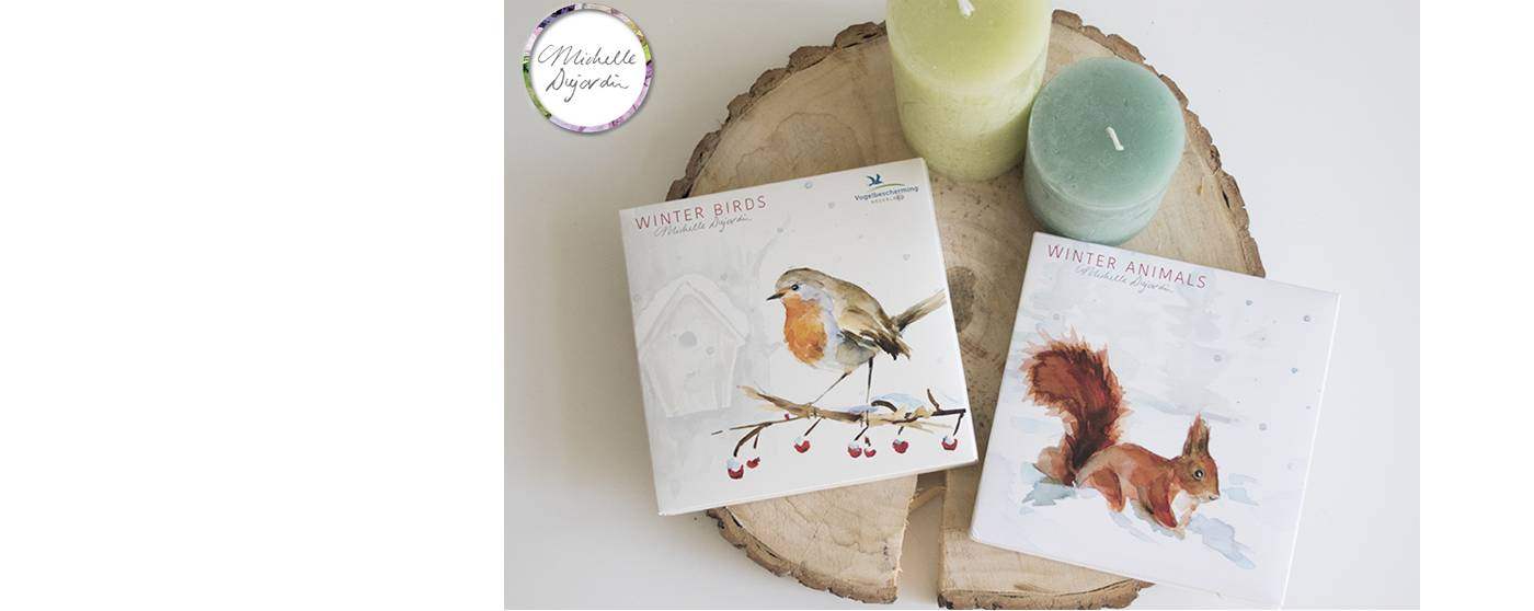 Winter greetingcards