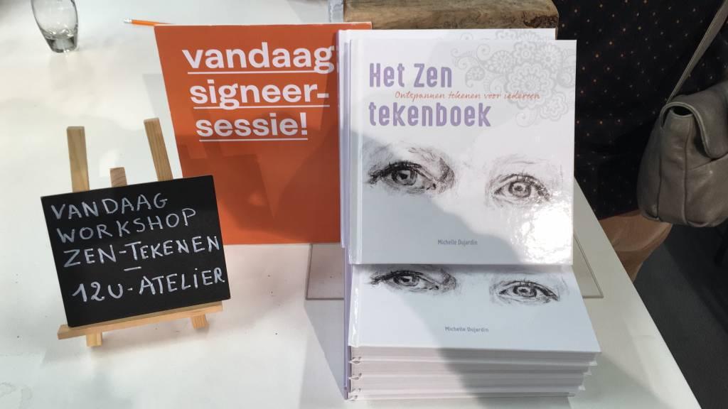 Boekenbeurs in Antwerpen