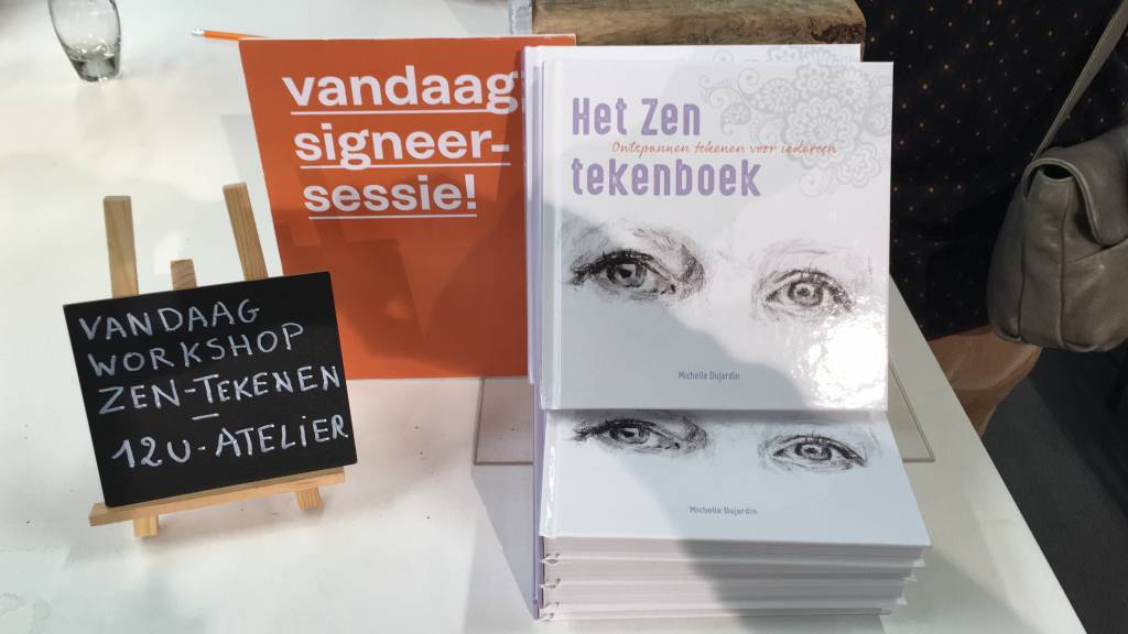 Antwerp book fair November 2018