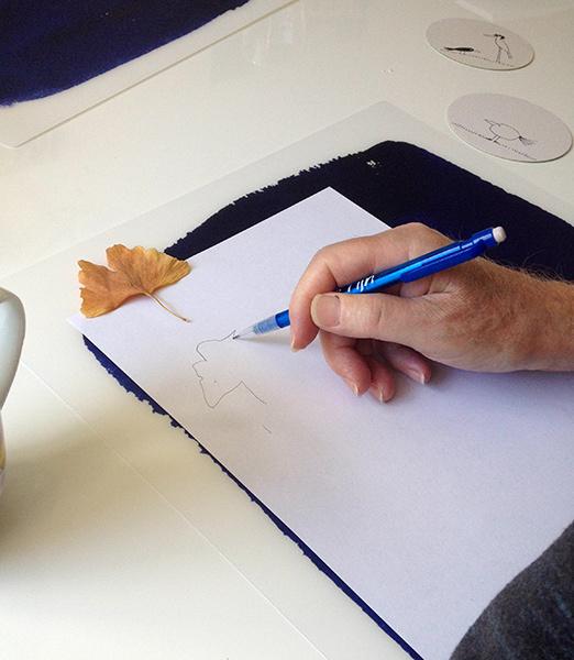 Zen tekenles