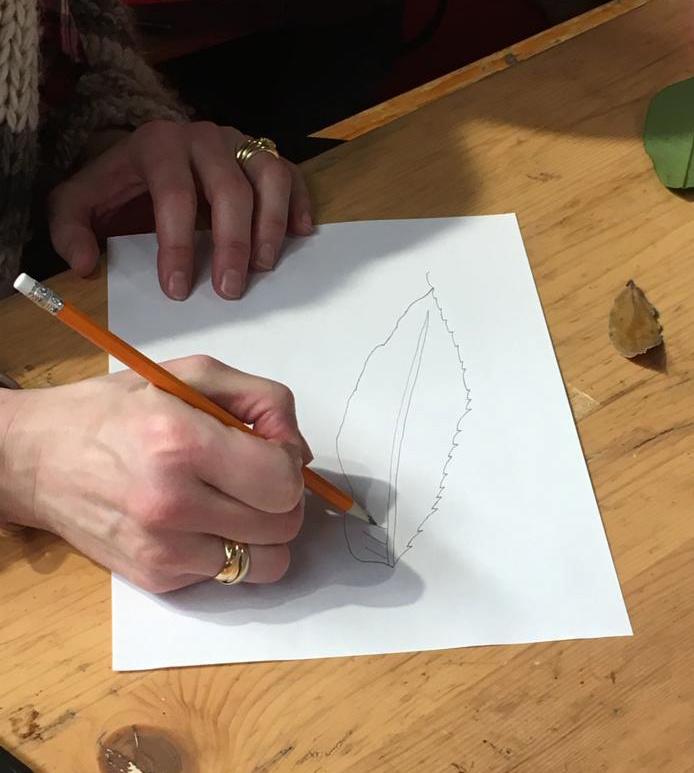 Zen drawing - gift voucher