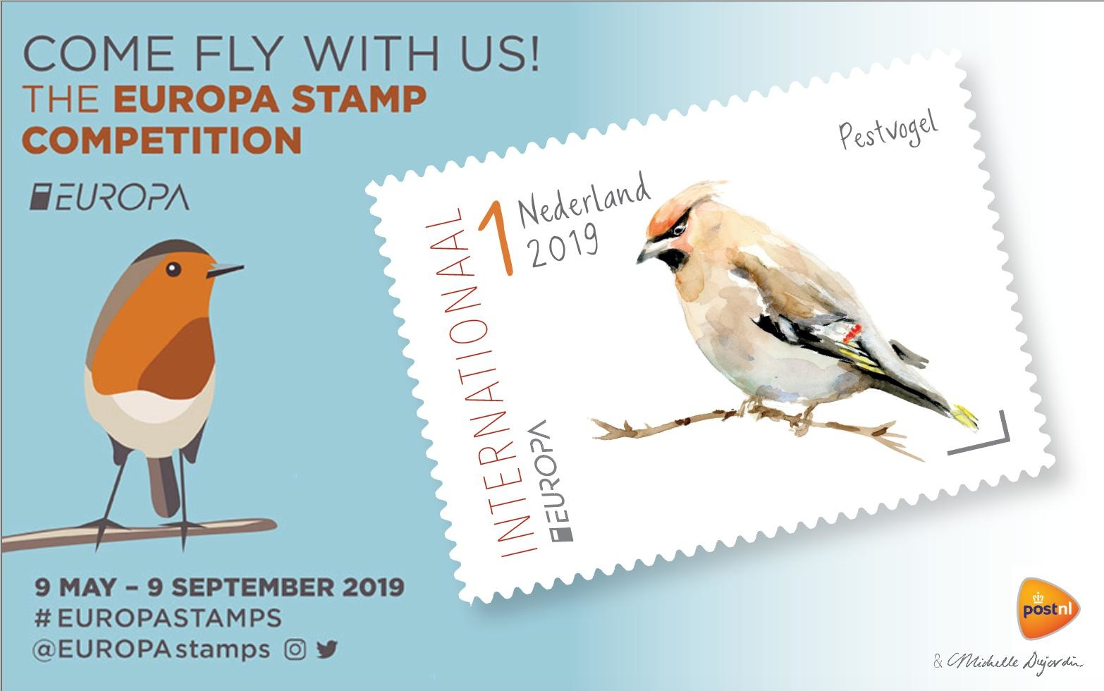 European Stamp competition 2019