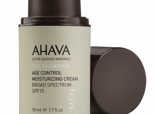 Ahava MEN Age Control Moisturizing Cream