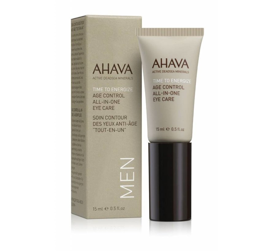 MEN Age control all-in-one eye care