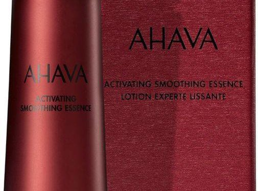 Ahava Activating Smoothing Essence