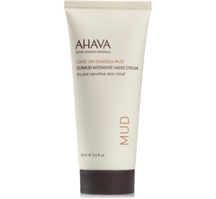 AHAVA Dead Sea Mud Dermud Intensive Hand Cream Handcrème 100 ml