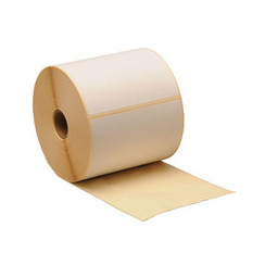 Shipping label core 25 mm, size 102 x 150 mm