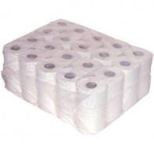 Toilet paper 2 ply cellulose size 9.7 cm x 44 m 400 sheets
