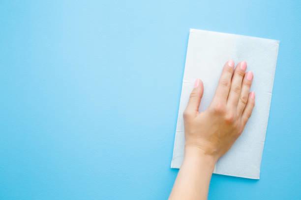 Hygiëne papier en doeken