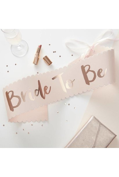 Sjerp Bride To Be