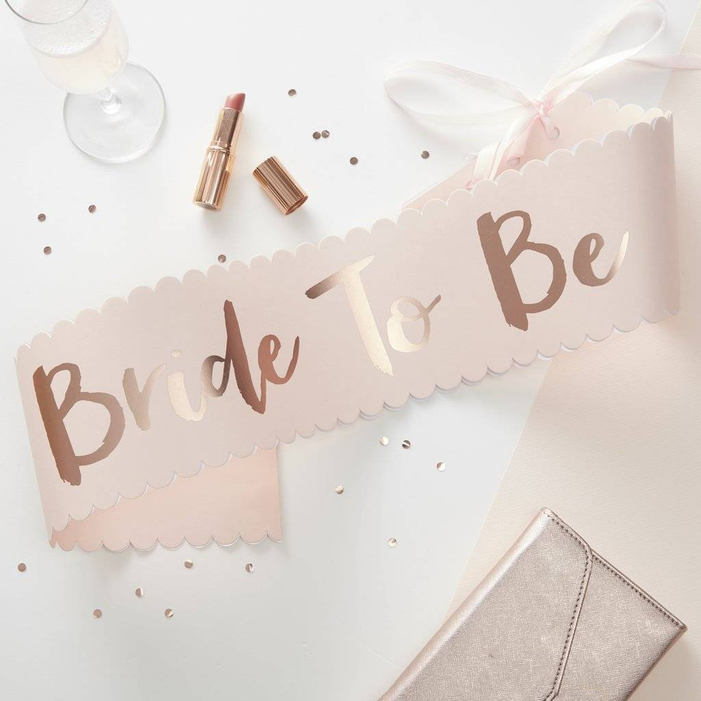 Sjerp Bride To Be-1