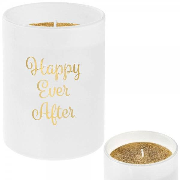 Geurkaars Vanilla & Honey | 'Happy ever after'-1