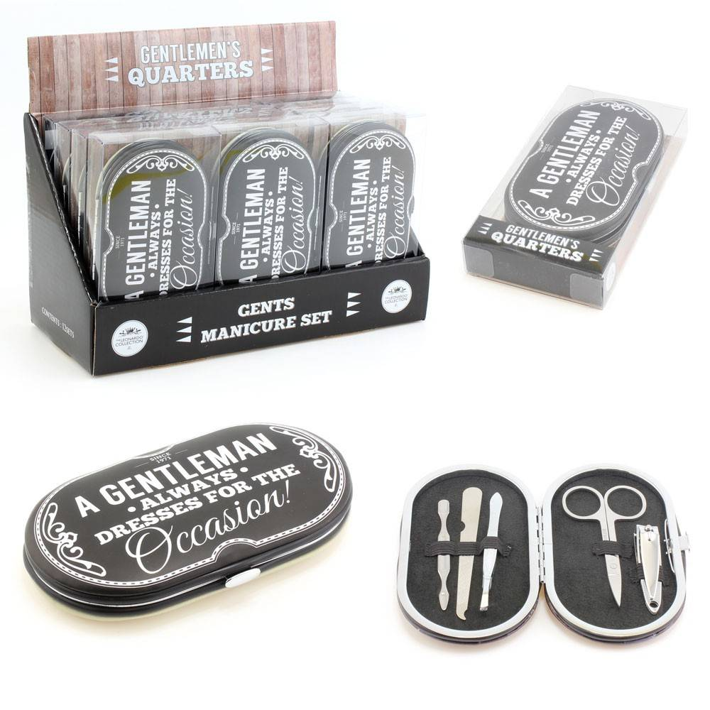Manicure set voor de man-1