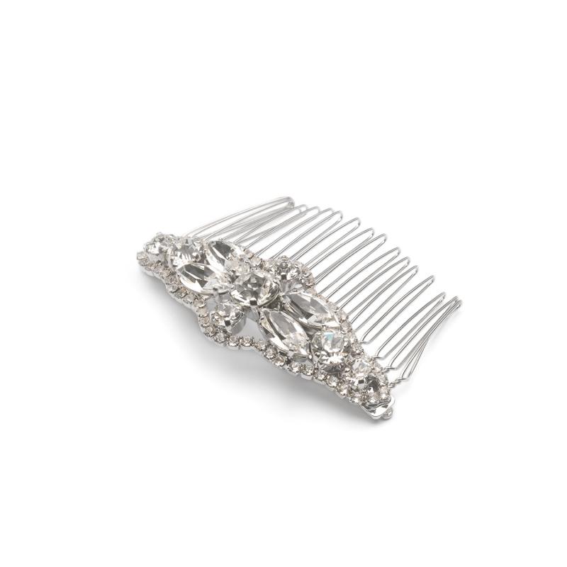 Abrazi haarspeld zilver-1