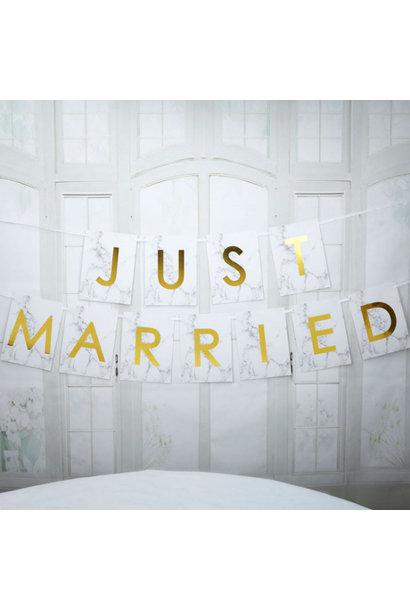 Just Married slinger Neviti