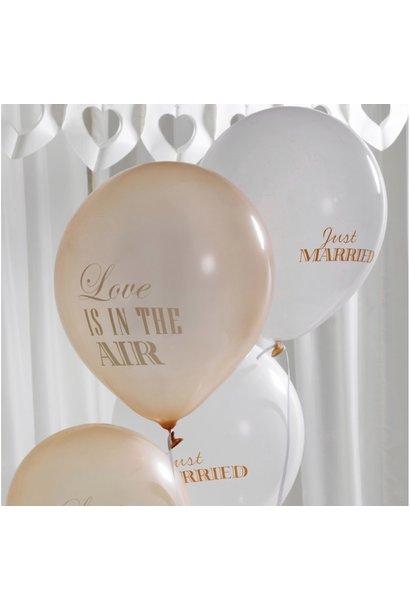 Chic Boutique ballonnen goud