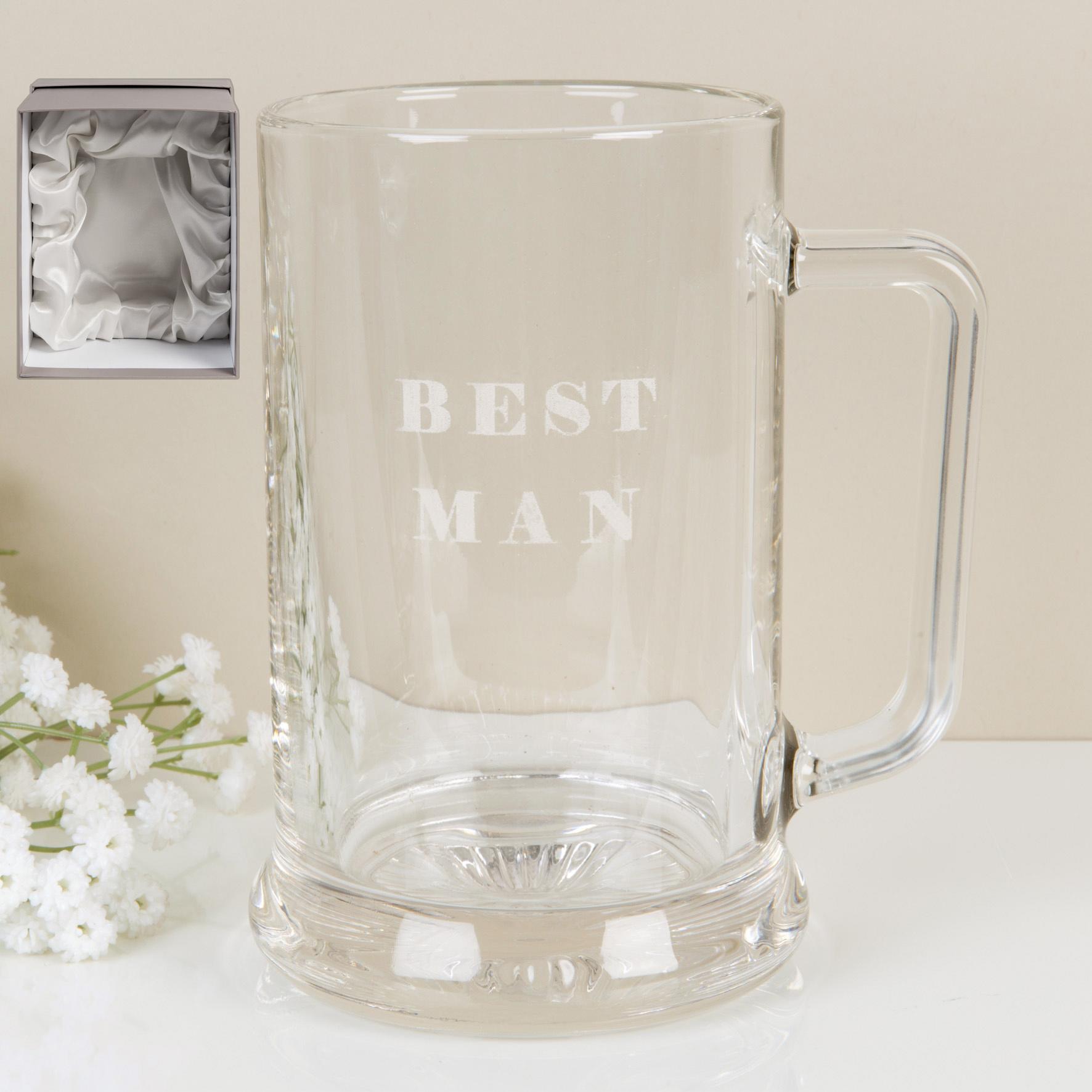 Best Man XL bierglas-1