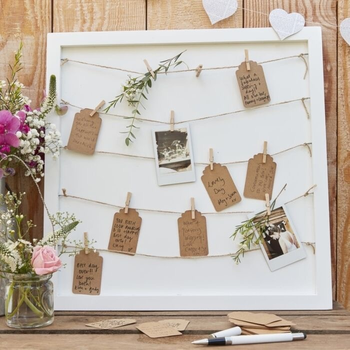 Wedding guestbook frame-1