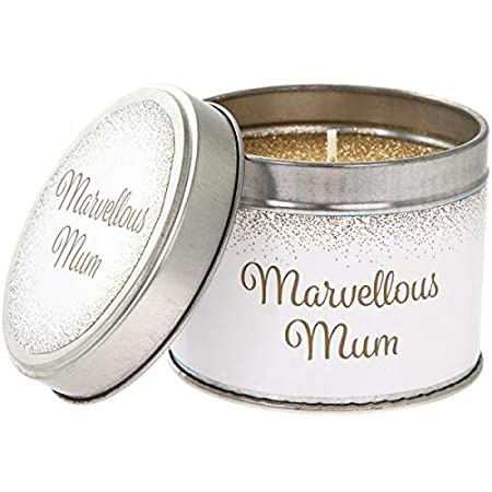 Marvellous mum glitter kaars-1
