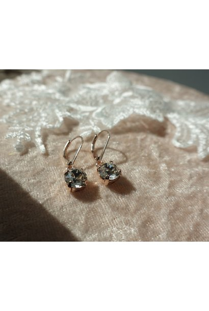 Rose diamanten hangers