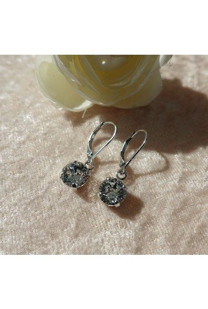 Zilver diamanten hangers