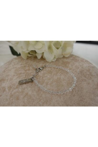Crystal armband