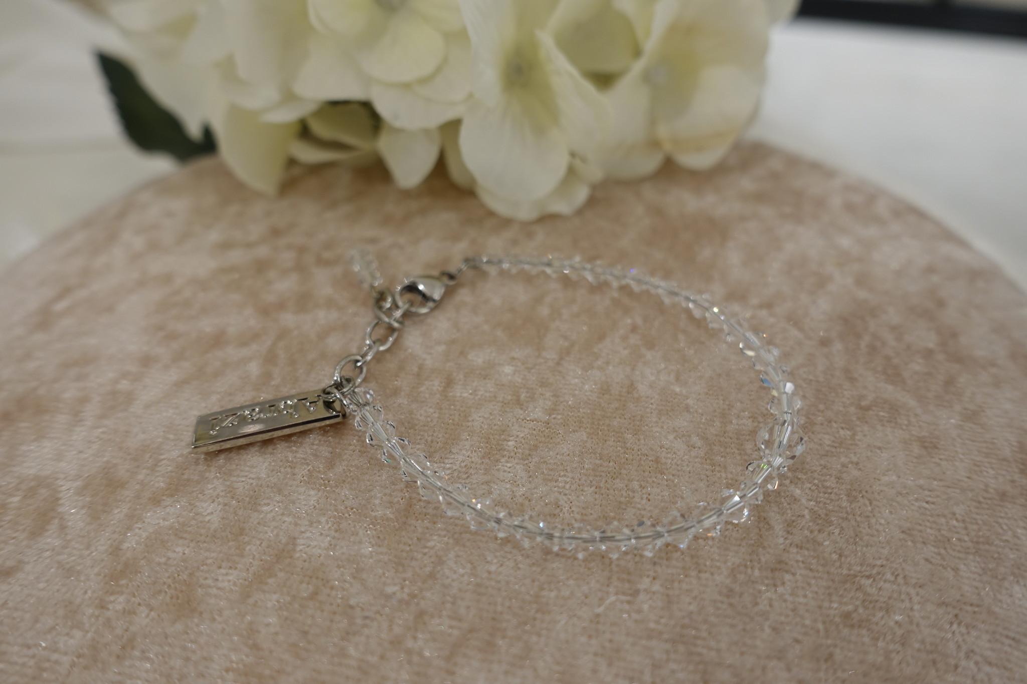 Swarovski crystal armband-1