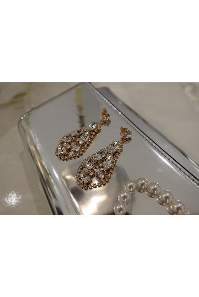 Rose hangers diamant
