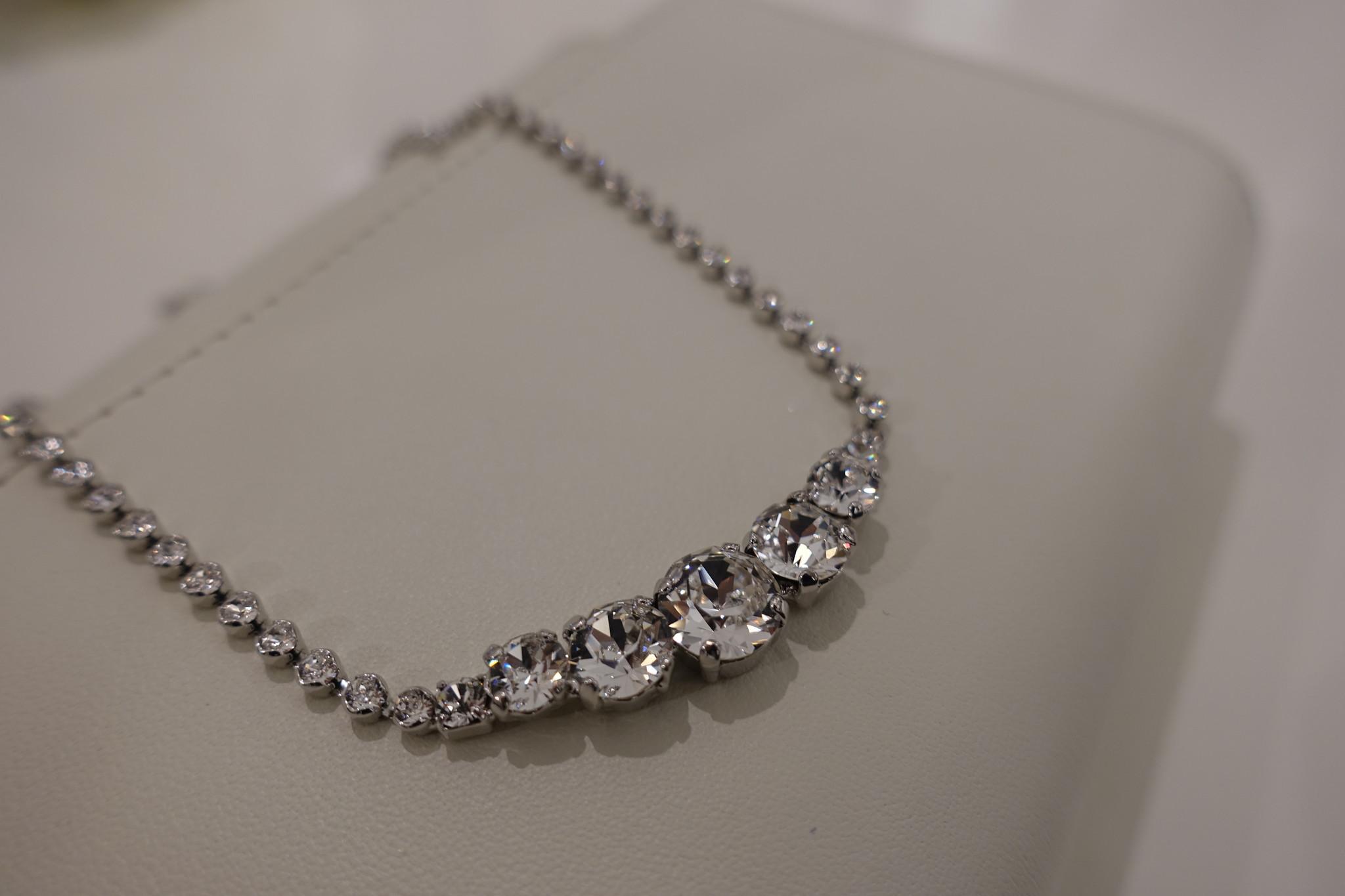 Diamanten ketting-1
