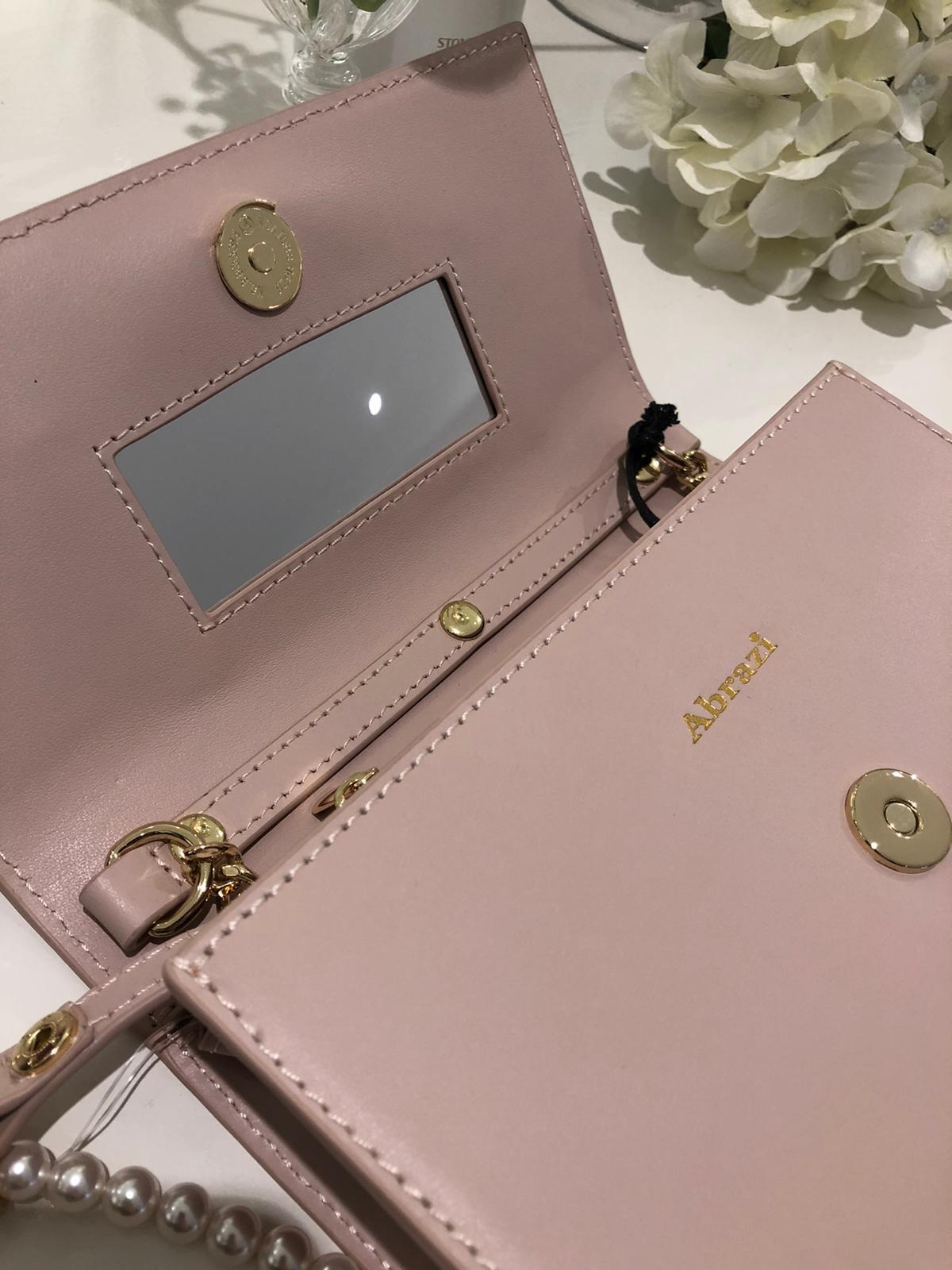 Clutch soft pink-2
