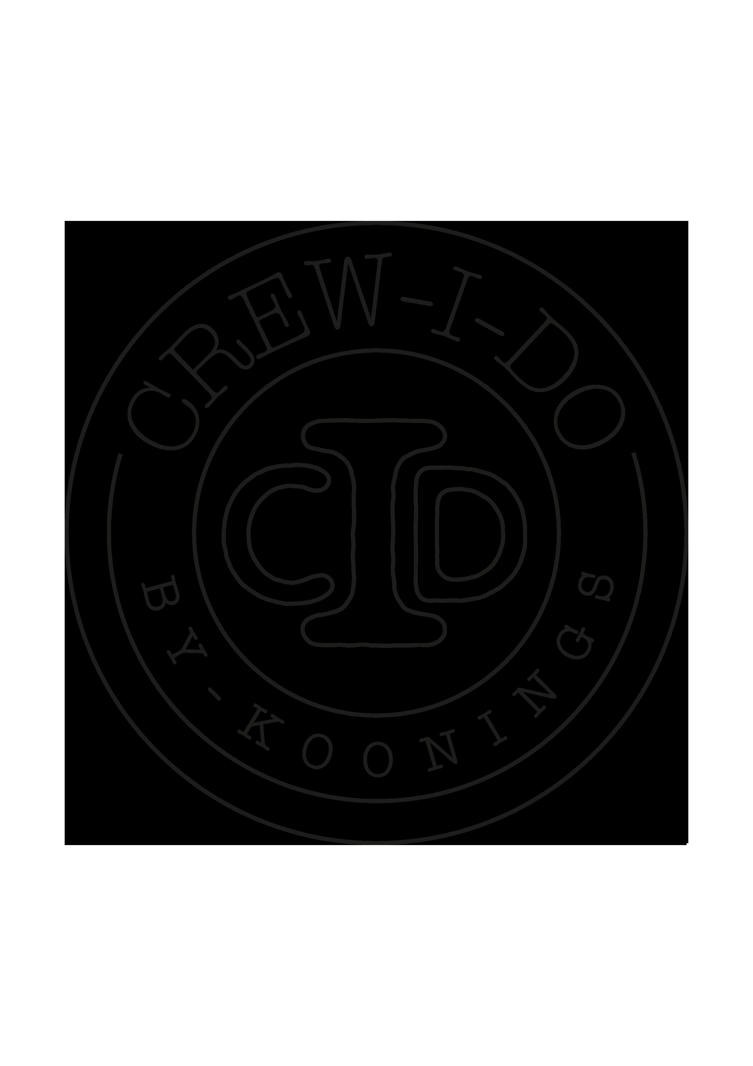 Crew I Do by Koonings