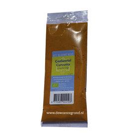 Curcuma 20 gr bio (geelwortel)