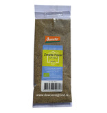 Peper zwart gemalen 20 gr bio