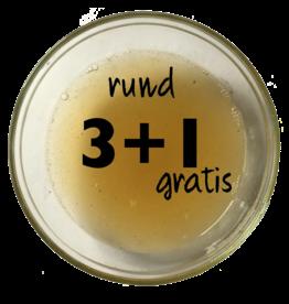 Bottenbouillon rund aanbieding 3+1 gratis