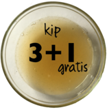 Bottenbouillon kip 3+1 gratis