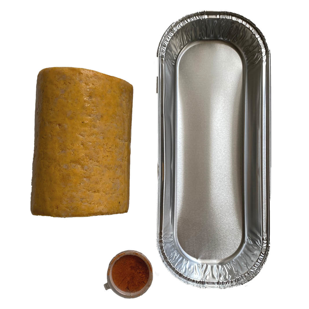 DIY Biologische Kip grillworst kit
