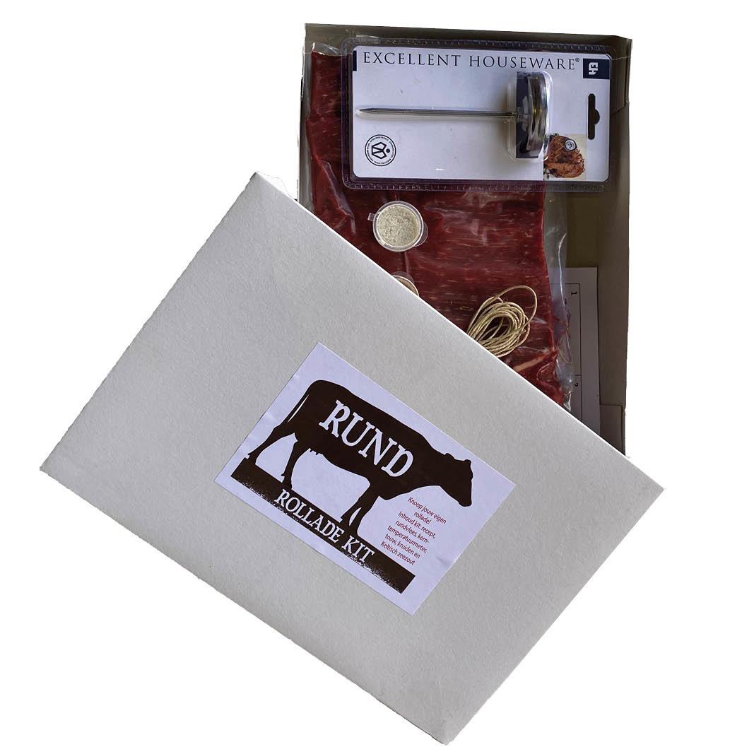 Rollade kit: knoop zelf jouw rollade