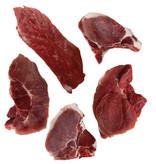 Biologisch varkensvleespakket