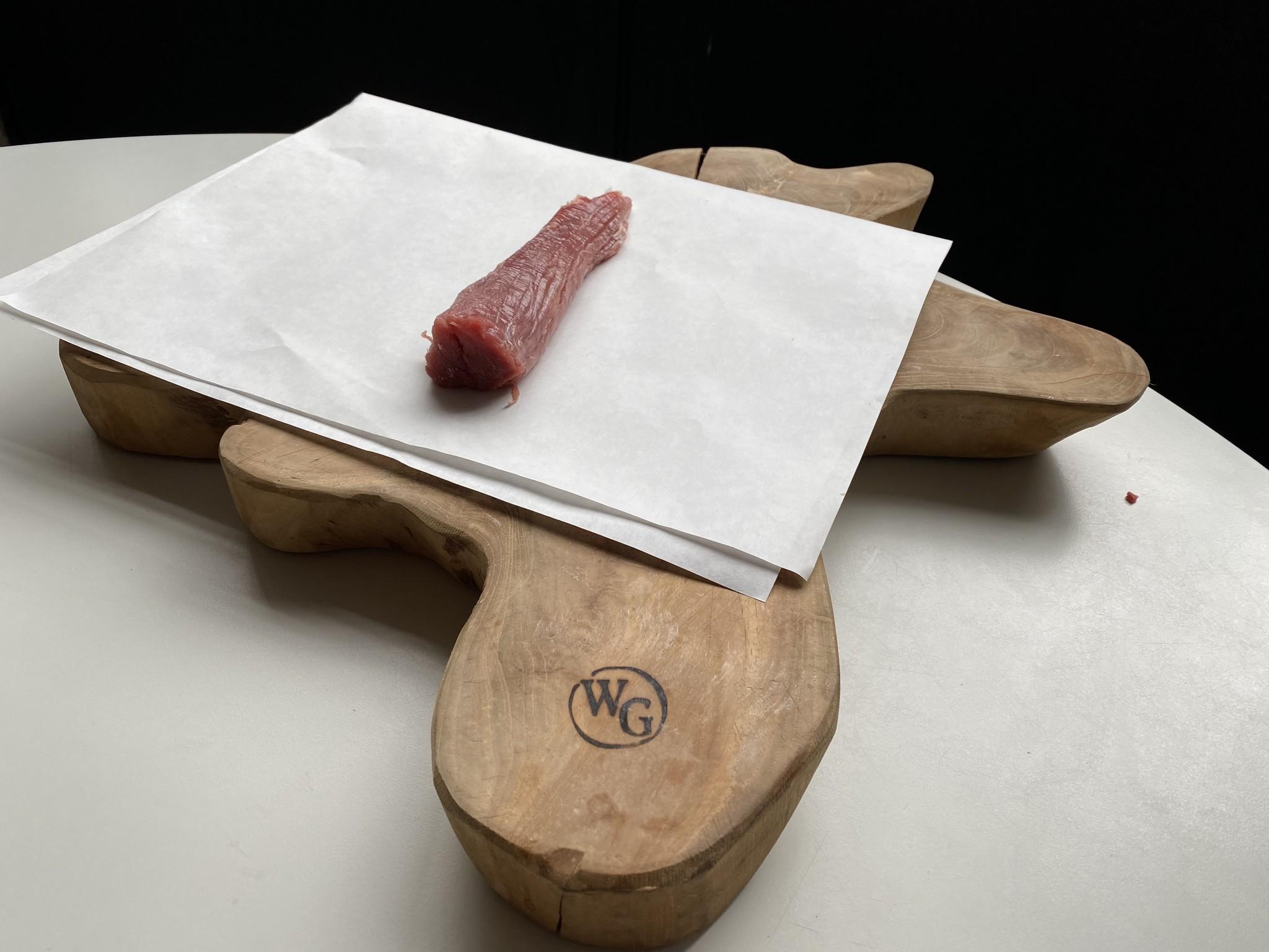 Biologische varkenshaas