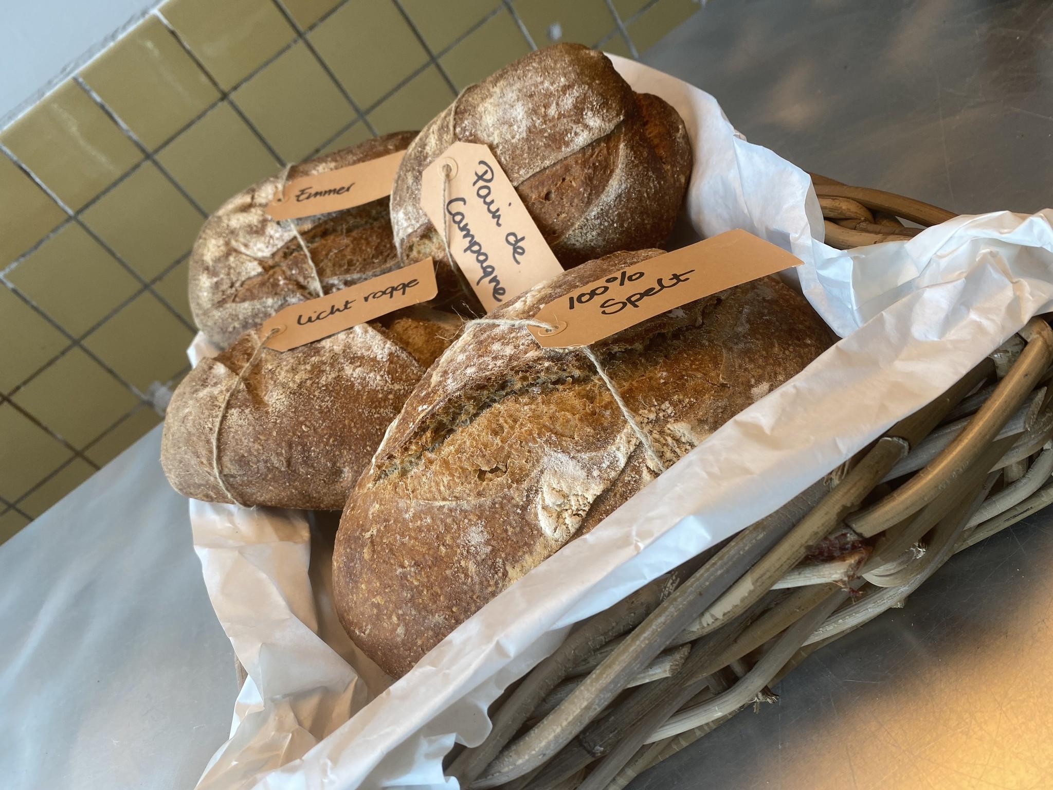 Emmertarwe brood