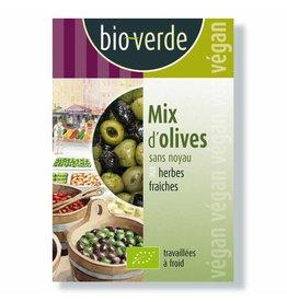 Bioverde olijven gemengd (6) Biologisch