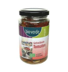 Bioverde zongedroogde tomaten zonnebloemolie Biologisch